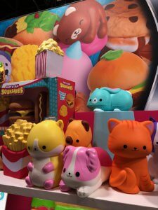 Soft'n Slo Squishies™ is one of the hottest toys for the holiday season. ORB™ launched this line of slow rising collectables earlier this year and they have quickly become the must-have toy.
